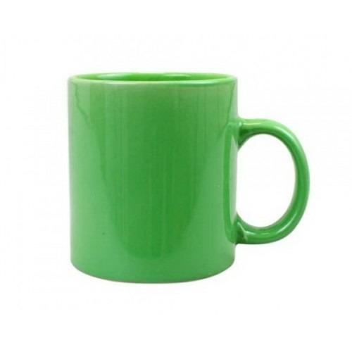 keramický hrnek - zelený