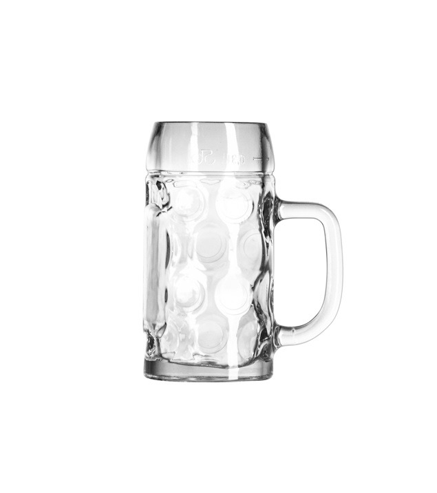 pivní sklenice Asir